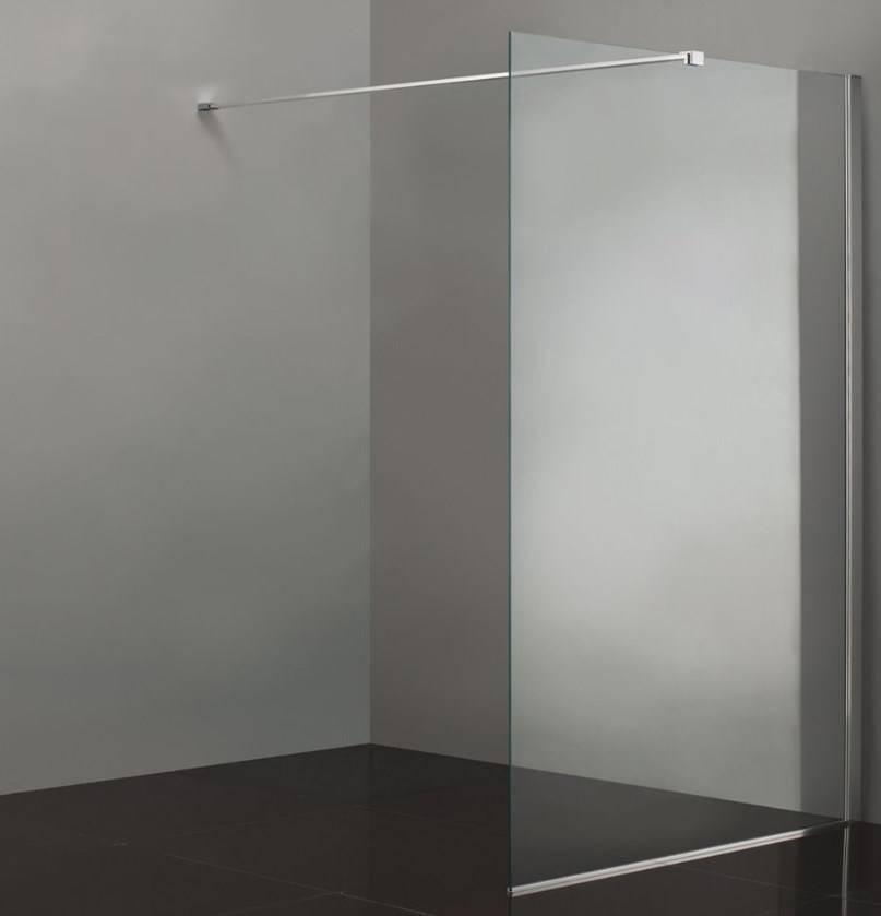 Paroi de douche pour sa salle de bain  au havre : Clear