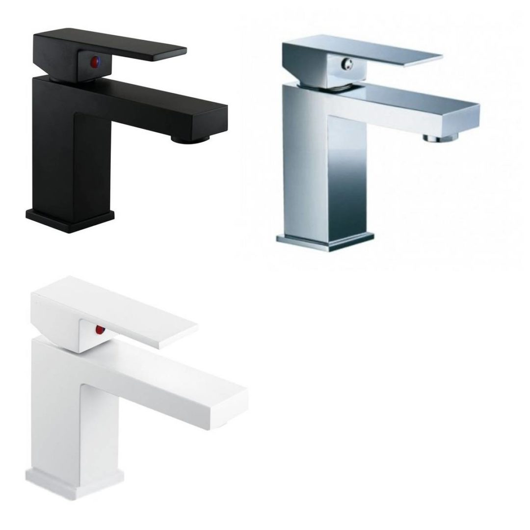 Mitigeur de lavabo de salle de bain : Eden