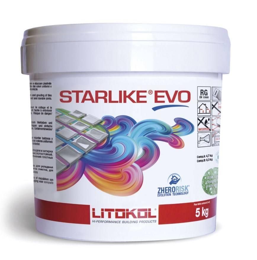 Joint époxy pour pose de bac à douche à l'italienne proche de Bordeaux : Starlike Evo
