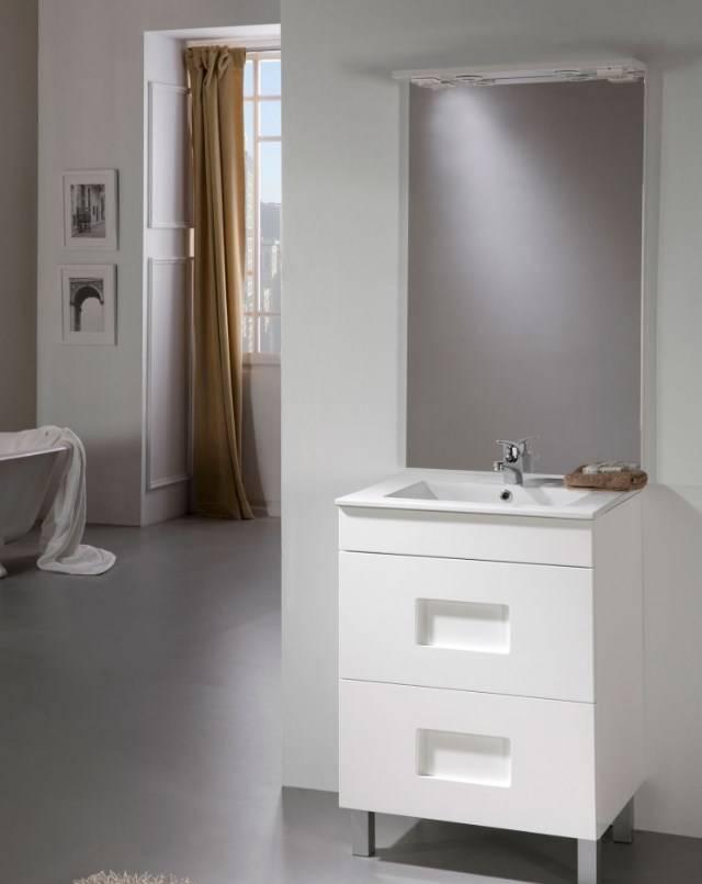 Meuble de salle de bain : Color