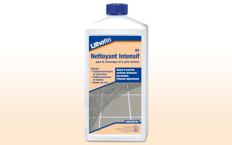 Nettoyant à usage intensif pour l'entretien ou le nettoyage de tache sur carrelage Bordeaux : Nettoyant Intensif