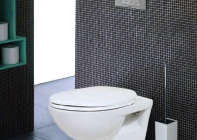 Cuvette standard pour WC suspendu NF CUV-E